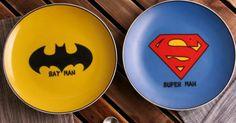 [TOPITRUC] Des assiettes super héros