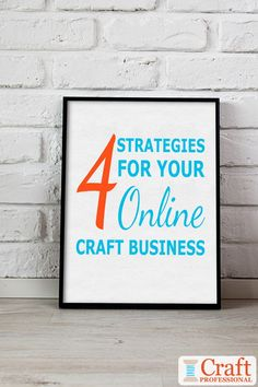 There are plenty of ways to sell handmade crafts online. Selling Crafts Online, Craft Online, Craft Business, Creative Business, Business Ideas, Etsy Crafts, Handmade Crafts, Websites Like Etsy, Selling Handmade Items