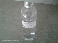 Hydrolat maison sans alambic le retour.... � Water Bottle, Recipe, Home, Water Bottles