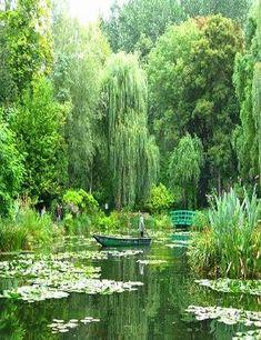 Monet's GIVERNY by deborrahk