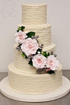 Wedding Cake: Dream Day Cakes