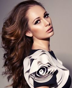Various hair color trends popular in 2019 modelling,design,Trends,Hair color Couture Details, Fashion Details, Fashion Design, Sleeve Designs, Blouse Designs, Kleidung Design, Fabric Manipulation, Grunge Style, Looks Style