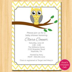 Hey, I found this really awesome Etsy listing at https://www.etsy.com/listing/183160897/yellow-and-gray-chevron-owl-printable