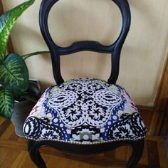 Vintage! chaises style louis phillipe