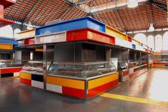 Galeria de Projeto de Remodelação do Mercado Municipal de Atarazanas / Aranguren