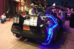 DeLorean : DMC 12 Gullwing 2 - Door in DeLorean | eBay Motors