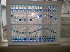 25 best ideas about Mosaic Windows Mosaic Crafts, Mosaic Projects, Stained Glass Projects, Mosaic Art, Mosaic Glass, Marble Crafts, Art Crafts, Mosaic Tiles, Art Projects