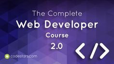 The Complete Web Developer Course 2.0  Build 25 Websites and real mobile apps  Special $10 Coupon 95% Off