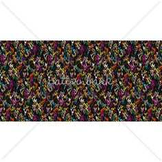 Seamless Hearts Pattern for Sublimation Print
