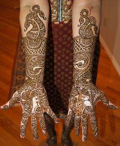 mehndi maharani finalist: Art of India (Henna By Purvi) http://maharaniweddings.com/gallery/photo/13946