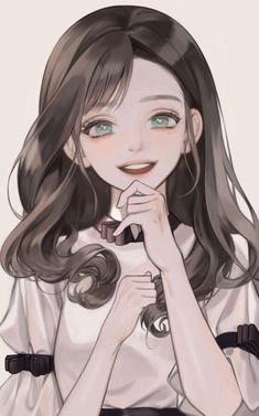 明 春 - kai fine art anime girls в 2019 г. anime art, anime art girl и bea Cool Anime Girl, Pretty Anime Girl, Beautiful Anime Girl, Kawaii Anime Girl, Blonde Anime Girl, Art Anime, Chica Anime Manga, Anime Art Girl, Anime Chibi