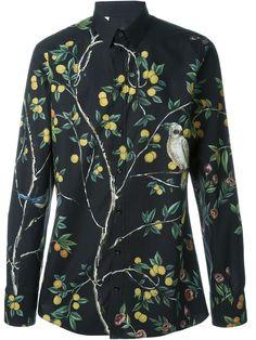 Dolce & Gabbana Рубашка С Принтом - Bonvicini - Farfetch.com