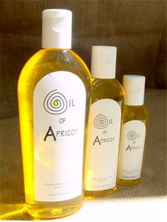 Aarohi Oil of Apricot
