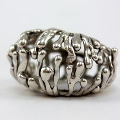 Vicky Forrester Silver ring