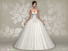 CINDY WEDDING DRESS at BEO Creations