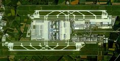 """12/3/2014 Munich International Airport Munich, Germany 48°21′14″N011°47′10″E  Today I'll fly to Munich International Airport to attend the opening of the """"Welcome to the Anthropocene"""" Exhibition at the #DeutschesMuseum. Flughafen München uses two runways that are 4,000 meters (13,123 ft) long, and 60 meters (200 ft) wide. It's the second busiest airport in Germany, handling more than 38 million passengers a year."""