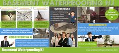 https://flic.kr/p/S8Ajeg | Basement Waterproofing NJ |  You are at risk of health hazards like mold if you neglect your wet basement problems. If you're planning on staying in your home for a long time, there's no better way to safely and usefully invest your money like basement remodeling or finishing. Our licensed Basement Waterproofing NJ contractors want to make sure your family is safe from potential health risks dealing with water in your basement. Check this link right here…