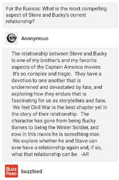 Civil War Buzzfeed Interview