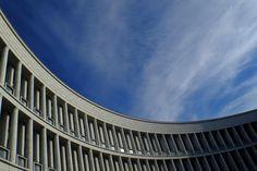 Palazzo dell'INPS EUR Roma designed by Giovanni Muzio [4896 X 3264] via Classy Bro