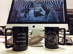 Thanks InVision for the monster mugs #design #prototype #webdesign