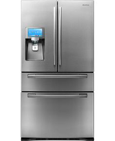 Samsung 4-door refrigerator with Apps