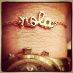 Nola Bracelet $24 There's this awesome boutique with cute stuff called Hickory Chicks. EVERYONE FOLLOW!