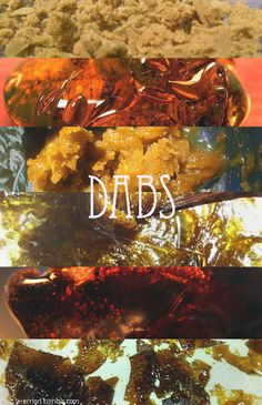 A detailed description of dabs, honey oil  other concentrates. How to use them  how they feel! Follow for more info http://pinterest.com/smokefaery