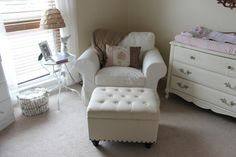How To Turn A Chair Into Glider Rocker