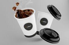 Free Coffee Cup Mockup WooSkins