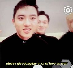 please give both chen & kyungsoo a lot of love <3 (2/2)