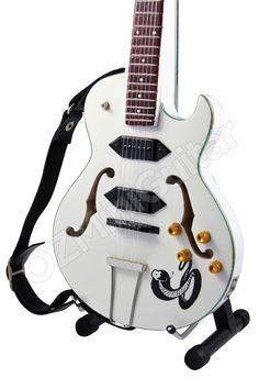 OZMiniGuitar - Miniature Guitar George Thorogood, AU$23.90…