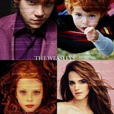 Family Weasley . ~ Qual / Quais séries vocês estão assistindo atualmente?