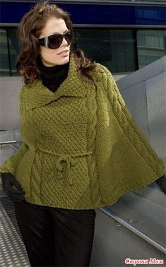 Womens knitted cape poncho boho cape palantine cloak shawl braided cape knit shrug bolero made to order custom made wool poncho Knit Shrug, Knitted Cape, Poncho Shawl, Crochet Coat, Knitted Poncho, Knitted Shawls, Wool Cape, Capelet, Crochet Baby
