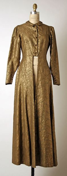 Evening coat  Mariano Fortuny (Spanish, Granada 1871–1949 Venice)  Design House: Fortuny (Italian, founded 1906) Date: ca. 1936