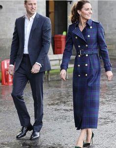Duke And Duchess, Duchess Of Cambridge, Scotland Tours, Scotland Trip, Edinburgh Scotland, Herzogin Von Cambridge, Kate Middleton Prince William, Prince Philip, Kate Middleton Style