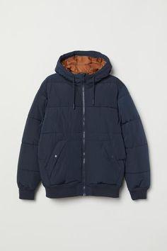 6f4746945b Padded Jacket - Dark blue - Men