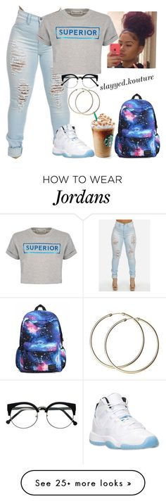 """Untitled #318"" by slayyedkouture on Polyvore featuring Être Cécile and Retrò"