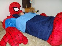 Spiderman bed – $239
