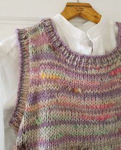 Restevesten | Stines varehus Cool Outfits, Fashion Outfits, Mode Inspiration, Petite Fashion, Knitting Yarn, Preppy, Knit Crochet, Autumn Fashion, Sweaters