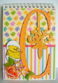 Latinas Arts and Crafts: Reto 04: Monograma