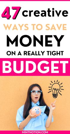 How to save money on a tight budget. If you're living on a low income, follow these frugal living tips to help you save money every month. These smart ways to save money involve very little effort and actually work. Ways To Save Money, Money Saving Tips, Life On A Budget, Debt Free Living, Paying Off Student Loans, Down Payment, Create A Budget, Frugal Living Tips, Financial Tips