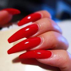 My nails a few days ago ❤️