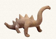Beautiful clay figurines have been unearthed in Acambaro, Mexico that depict dinosaurs. The figurines are over years old. What did the artists see that we don't see today? Dinosaur Art, Dinosaur Stuffed Animal, Historia Natural, Clay Figurine, Animal Faces, Ancient Architecture, Ancient Aliens, Archaeology, Weaving