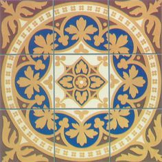 Victorian Era Tiles Facts,Porcelain Flooring,Colours,Patterns,Designs