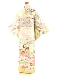 Ethnic Clothes, Ethnic Outfits, Fashion Outfits, Yukata Kimono, Traditional Kimono, Japan Fashion, I Dress, Jewel, Style Me