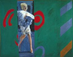 Pauline Boty - The only blonde in the world - 1963 (Pop Art)