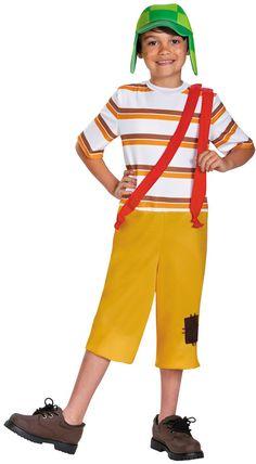 el chavo child 7-8 costume