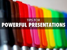 Presentation Design Tips by Sara Gividen - created with Haiku Deck, the free presentation app for iPad