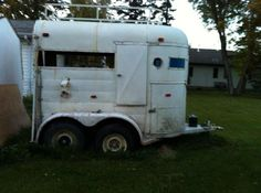 Discuss Restoring an older horse trailer at the Off Topic forum ...