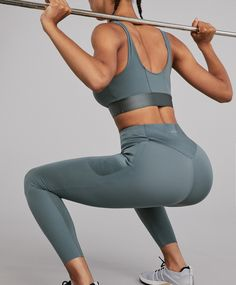 Shine block shapewear top - New In - Gym - Training - By sport - OYSHO SPORT | Oysho United Kingdom